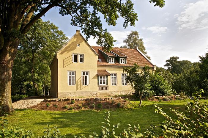 Tipps für (Familien) Urlaube in Brandenburg Pfarrhaus