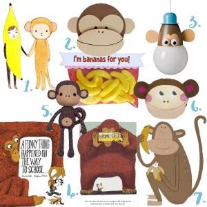Pinnterest Affen Inspiration