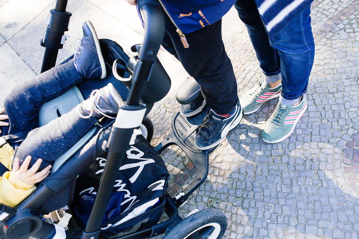 Pinspiration Bugaboo Kinderwagentest Mitfahrbrett