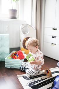 Pinspiration Kinderzimmer Lego Box