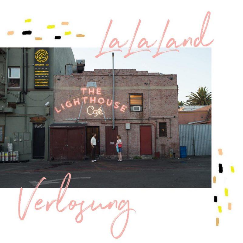 Pinspiration LaLaLand DVD & BluRay Verlosung