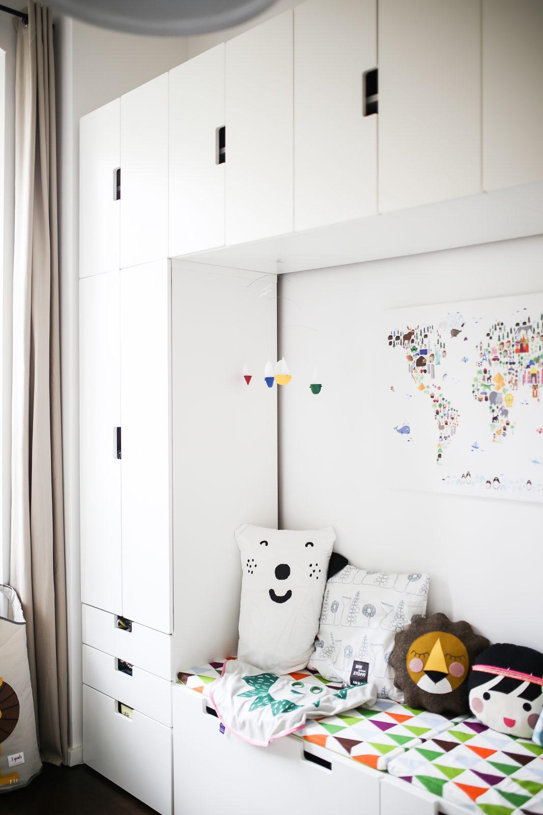 Pinspiration Kindezimmer IKEA STUVA