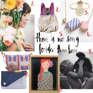 Pinspiraton Collage Juni Inspirationen