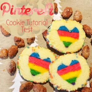 Pinterest Cookie Tutorial Test