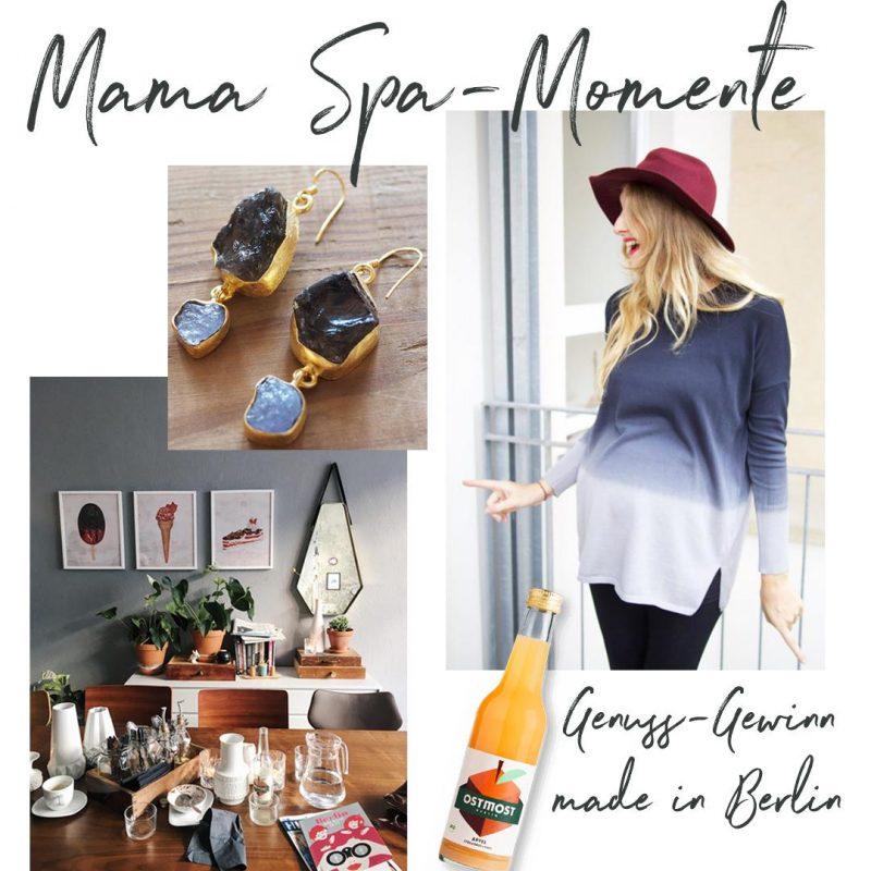 Pinterest Mama Spa-Momente & Genuss Gewinn