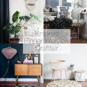 Pinterest Pinner Interview Craftifair