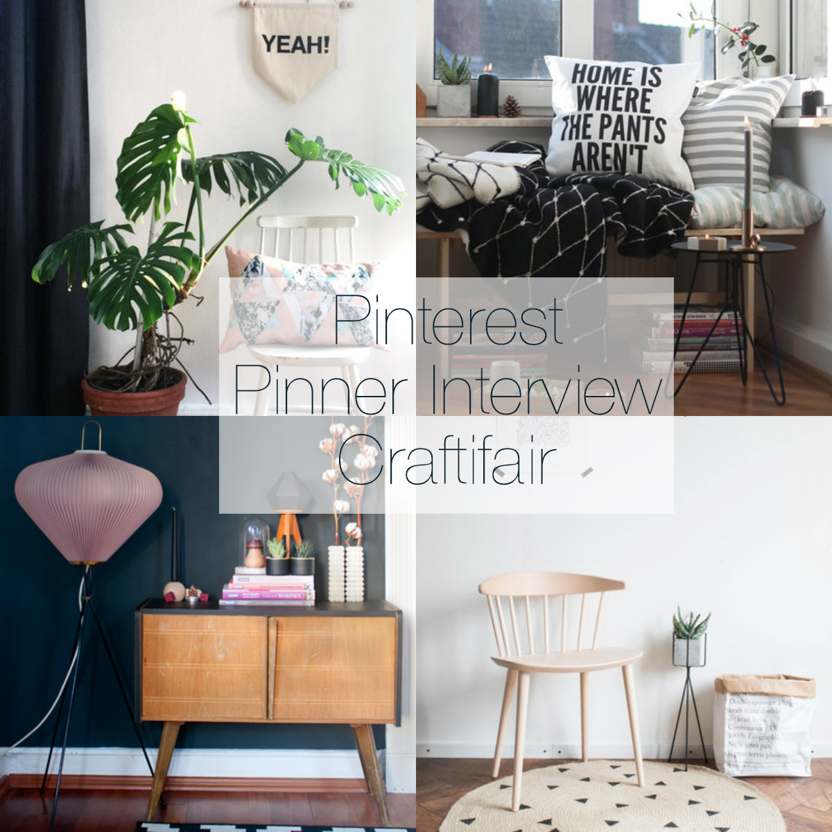 Pinterest Pinner Interview Craftifair