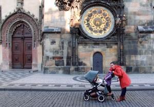 Prag Kinderwagentest