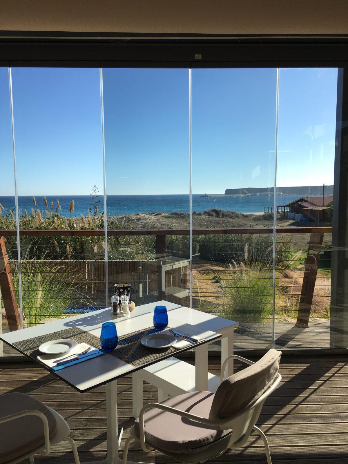 Martinhal Family Beach Resort in Sagres Restaurant neben Pool