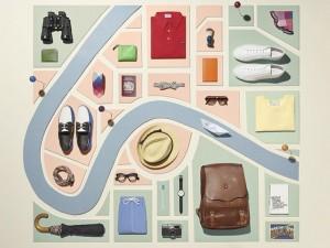 Sarah Parker Produkt Collage