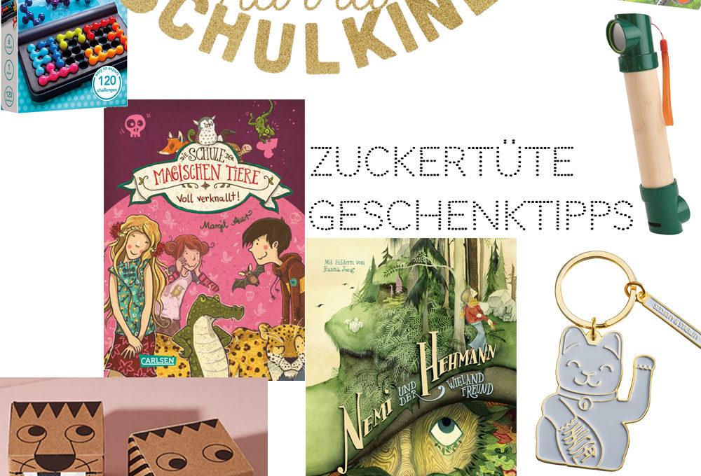 Unsere Zuckertüte Geschenktipps zum Schulstart | Pinspiration.de