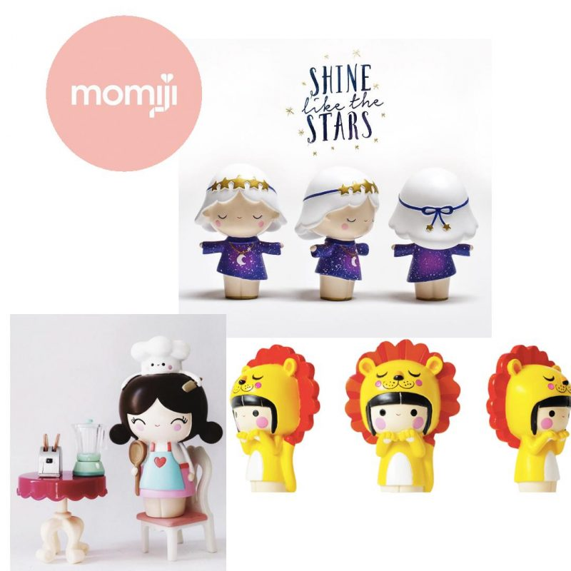 momiji message dolls Verlosung: Shine like the stars!