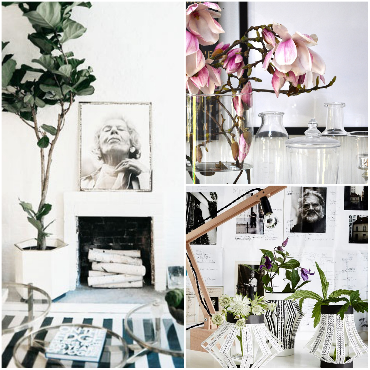 Urban Jungle Bloggers Blumen Interior