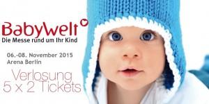 Verlosung Babywelt Messe Berlin 2015