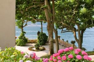 Villa Balbianello Gartenterrasse