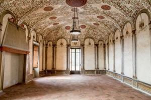 Villa Calchi Innenansicht