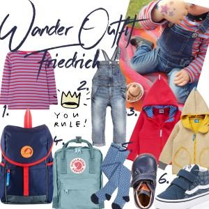 Wander Outfit Friedrich