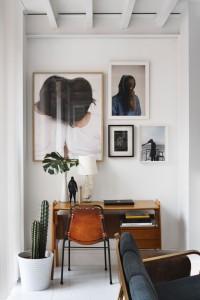 Delfin & Postigo house interior design