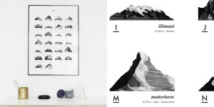collage mountain abc coco lapine