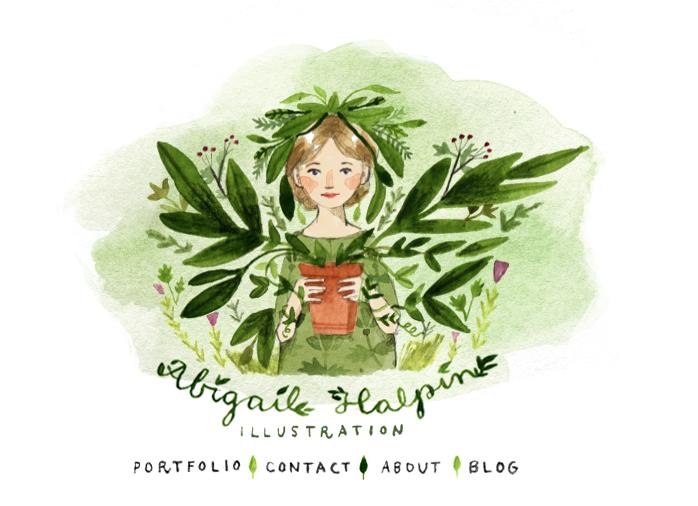 Pinspiration Pinterest Pinner Interview No. 03/16: Abigail Halpin