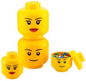 lego storage head