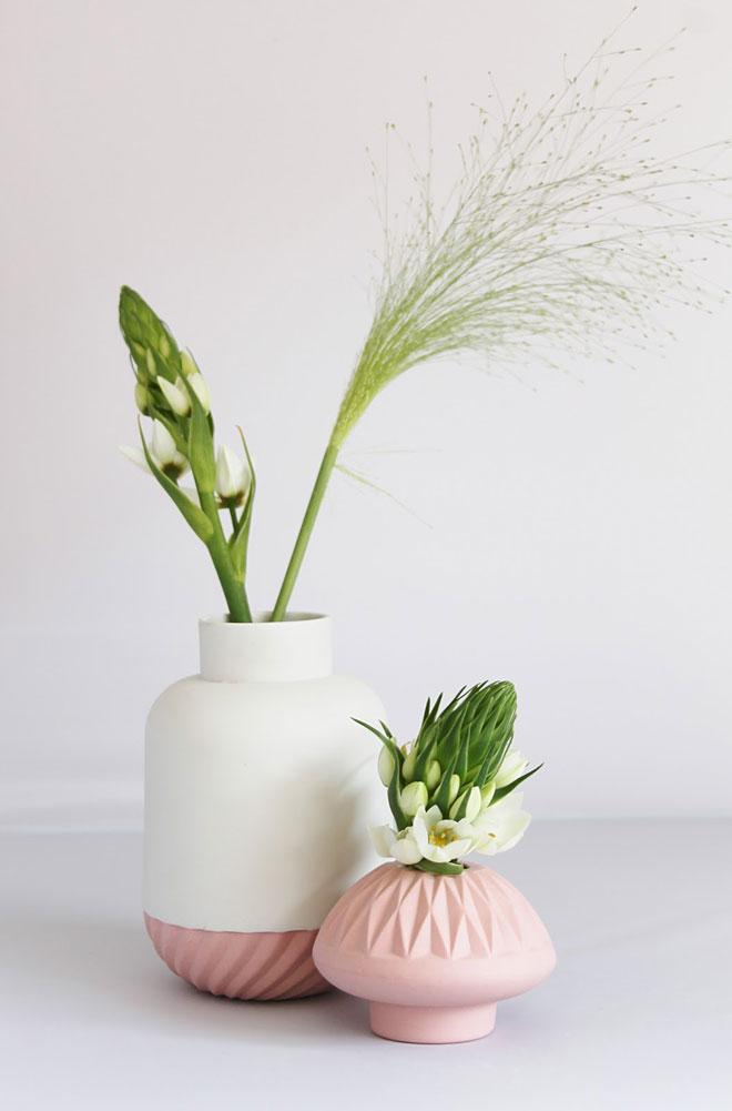 lenneke wispelwey vases pastel