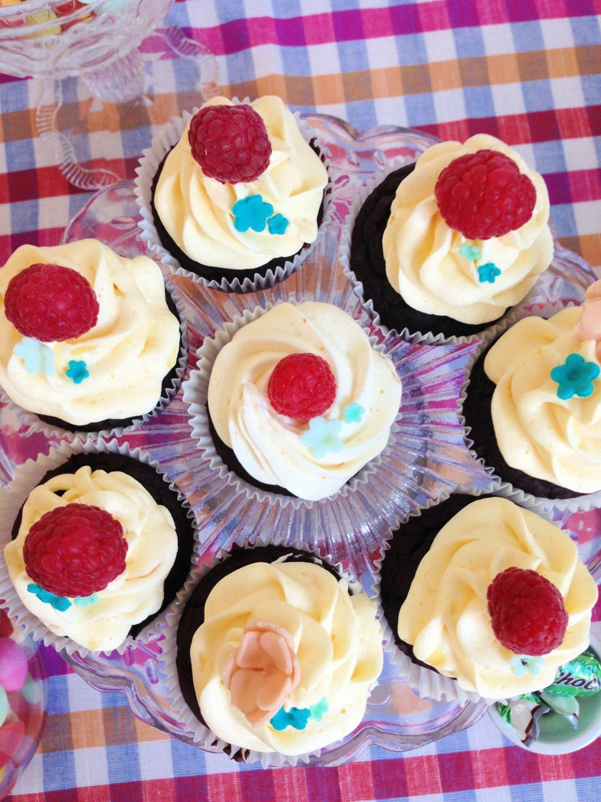Bloomy Days Berlin, SisterMag, cupcakes