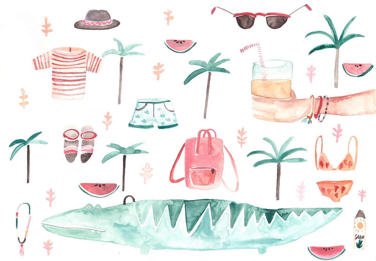 HeuteIstderTag für ein Sommer Interview & Wallpaper von Gretas Schwester | Pinspiration