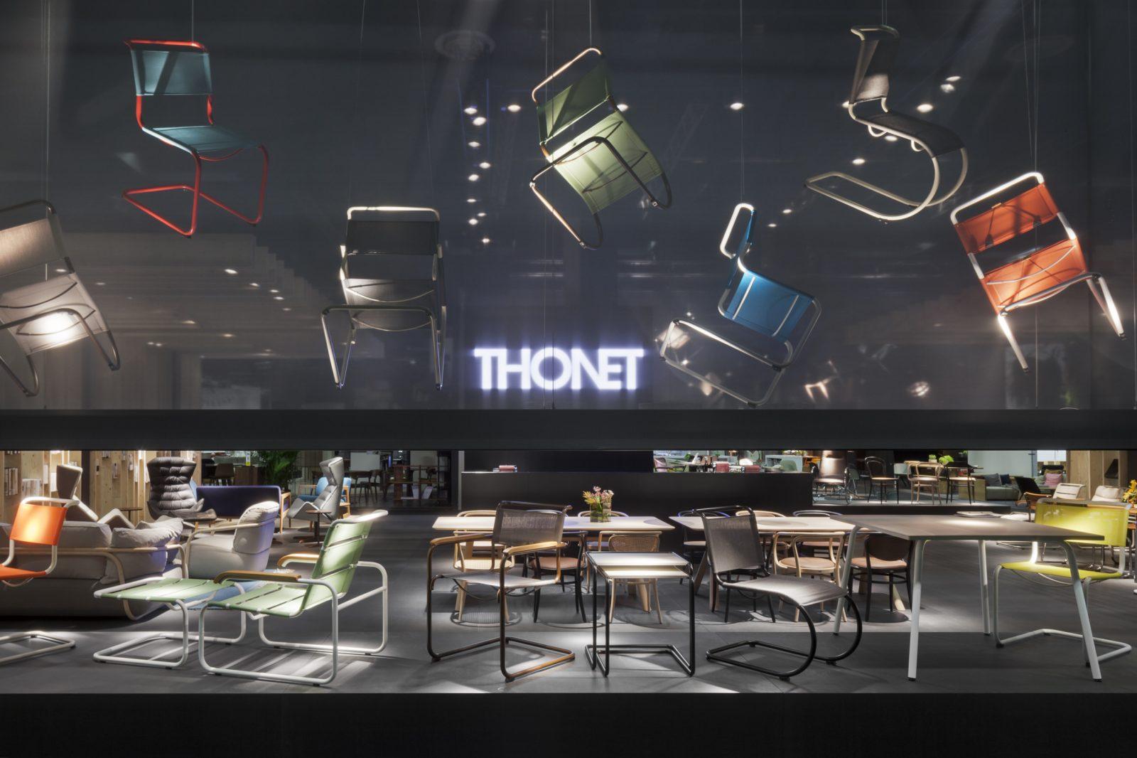 IMM 2016 Trendreport: Thonet